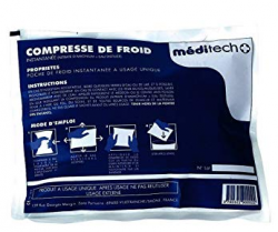 COMPRESSE DE FROID