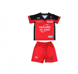 MAILLOT + SHORT KIDS RCT