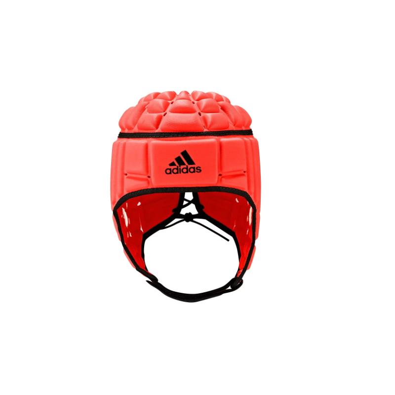 casque de rugby adidas S97290 ROUGE homologue IRB protection haut de gamme