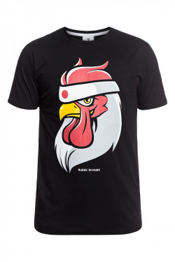 TEE SHIRT ROOSTER RD
