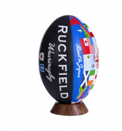 BALLON ROAD TO JAPAN RWC 19