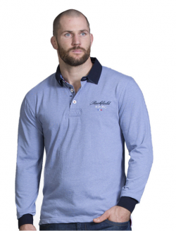 POLO MANCHES LONGUES