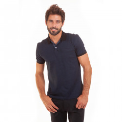 POLO MC JACQUARD HERITAGE