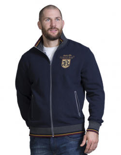 SWEAT ZIPPE HERITAGE