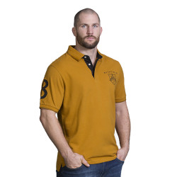 POLO MANCHES COURTES MDR