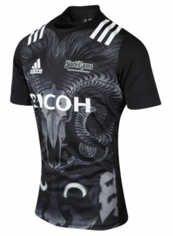 MAILLOT BLACK RAMS