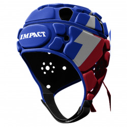CASQUE FRANCE FLAMMES IMPACT