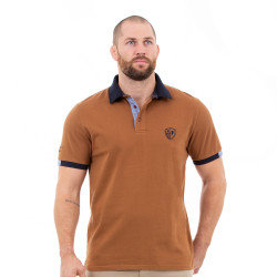 POLO MANCHES COURTES ELEGANCE