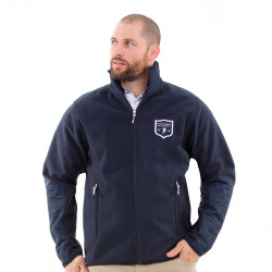 VESTE POLAIRE WE ARE RUGBY